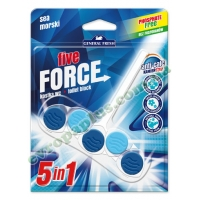 Туалетні кубики General Fresh Five-Force Sea 50g