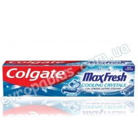 Зубна паста Colgate Max Fresh Cooling Crystals 100 ml
