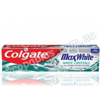 Зубна паста Colgate Max White Crystals 100 ml