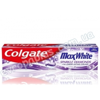 Зубна паста Colgate Max White Sparkle Diamonds 100 ml