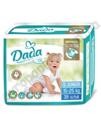 Підгузники Dada Extra soft 5 JUNIOR - 39 шт15‑25 kg